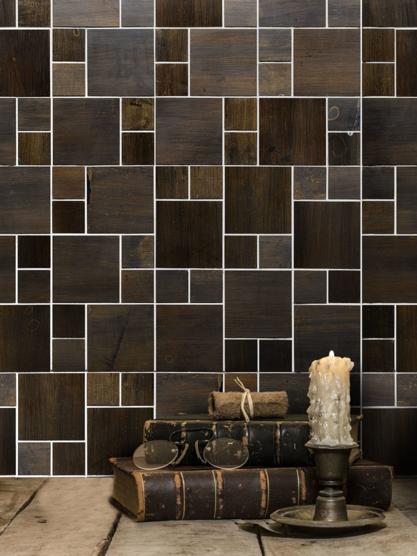 BA1114 Copper Backsplash Tile