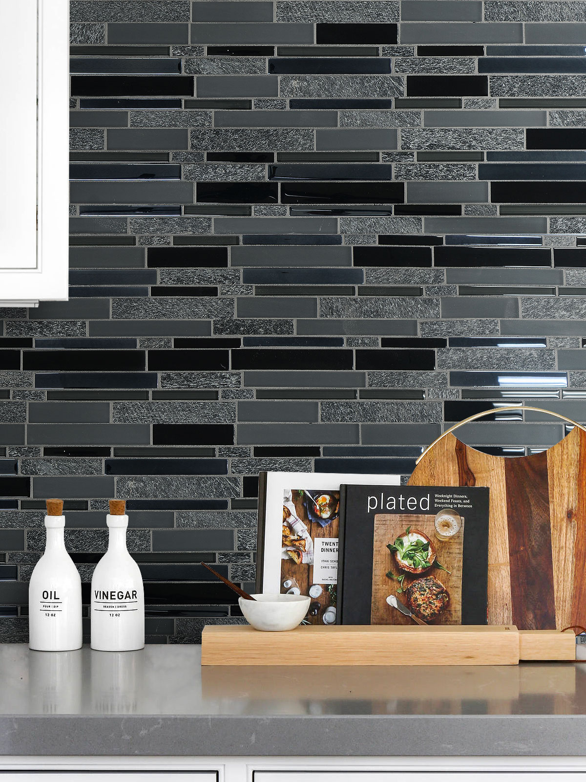 - 87+ Black Backsplash Ideas - ( Prove The Power ) Cool & Contemporary!