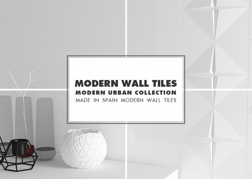 Modern Wall Tile Ideas Urban Collection