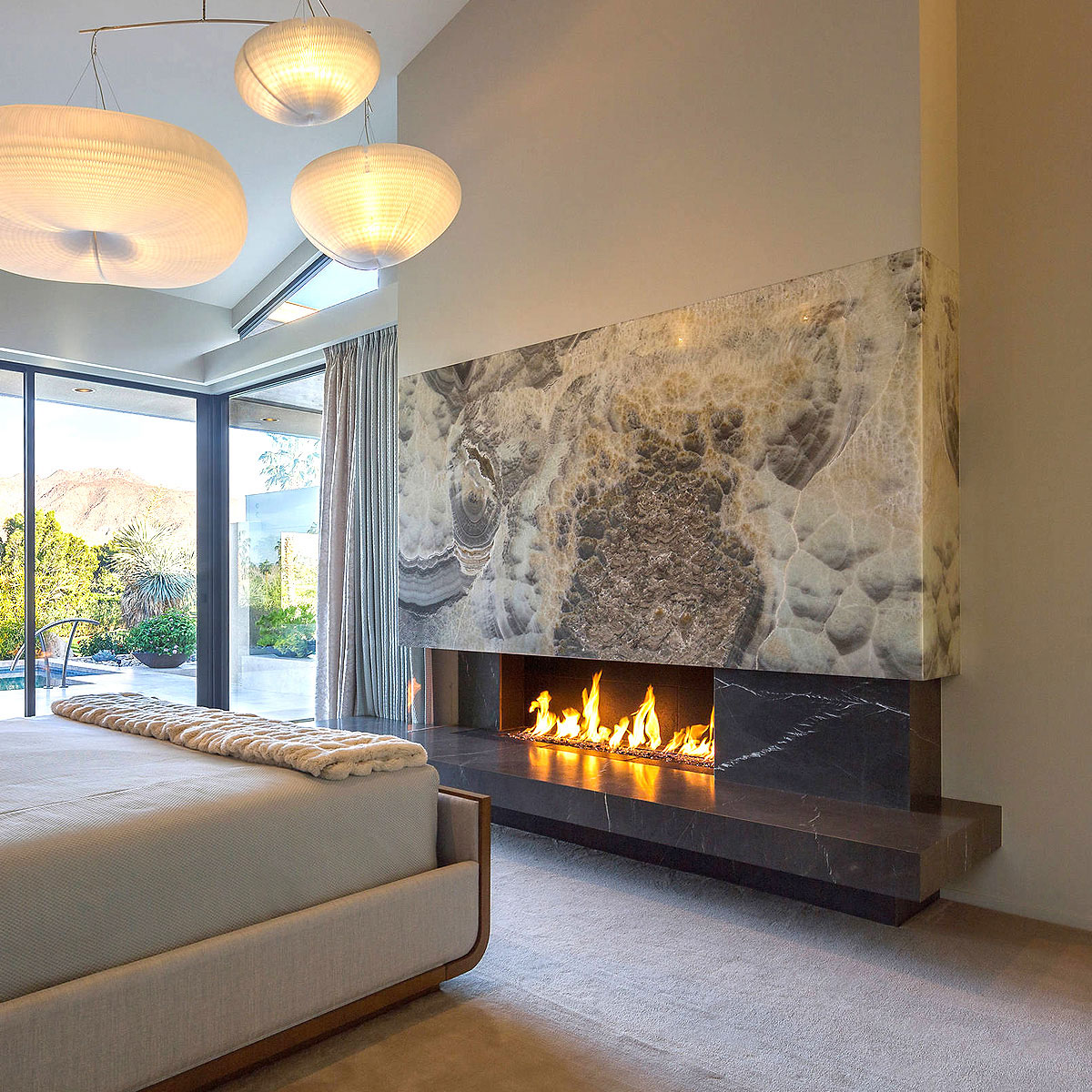 17 Onyx Fireplace Ideas White Gold Brown Onyx Tips Advice