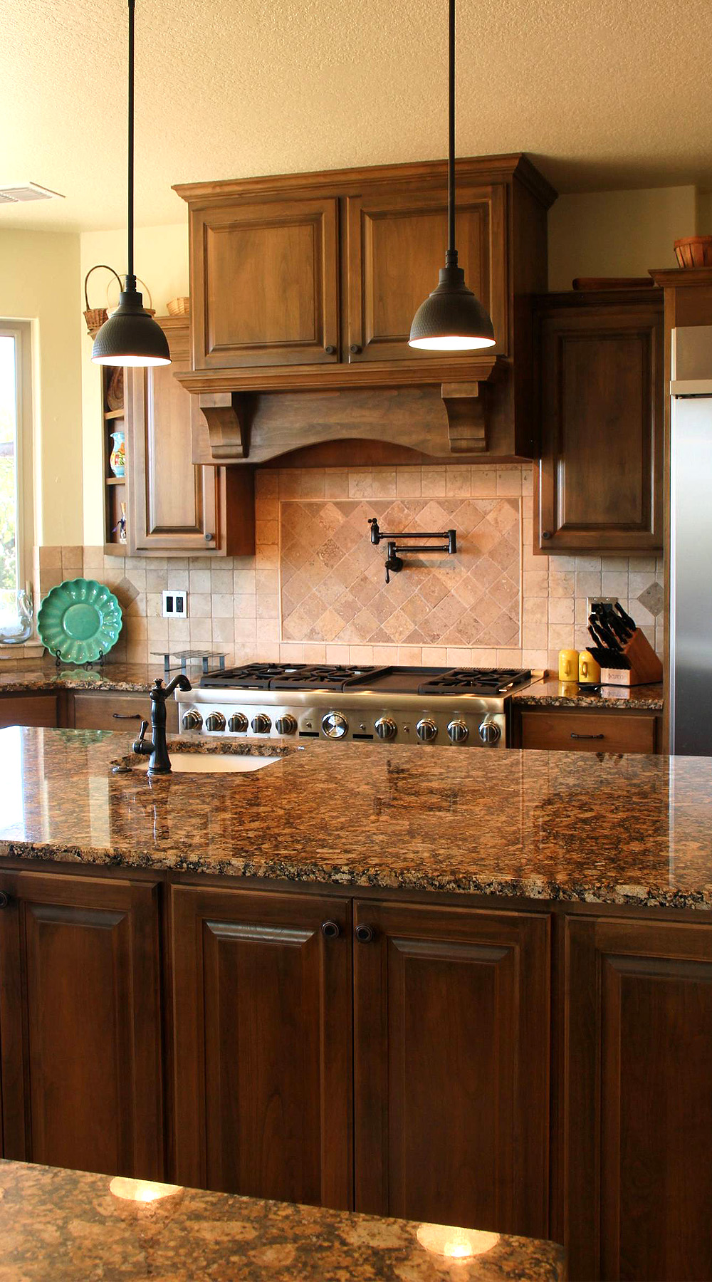 - 29+ ( Ivory Travertine ) Backsplash Tile Ideas - Natural Design Style!