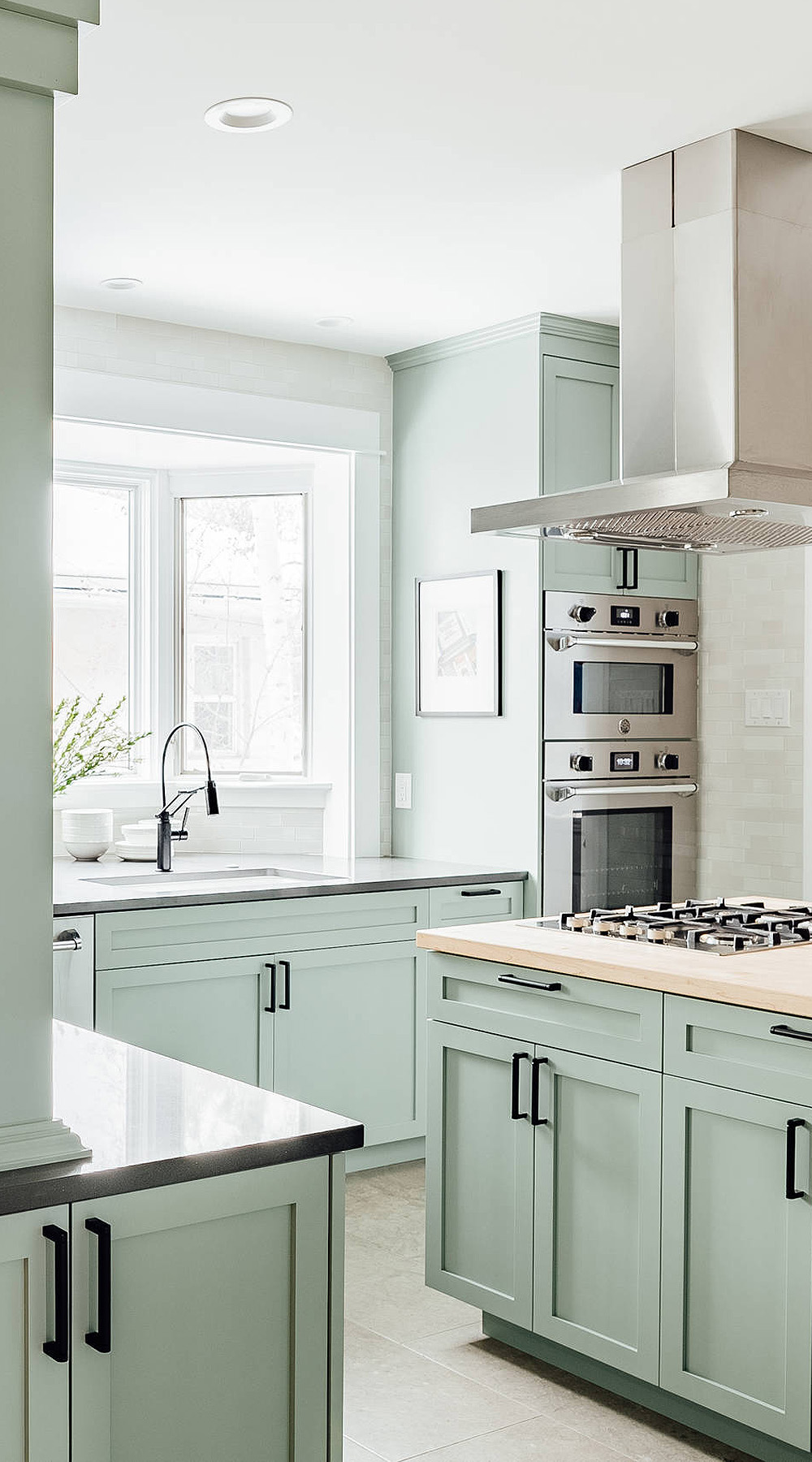 34 Top Green Kitchen Cabinets Good For Kitchen Get Ideas