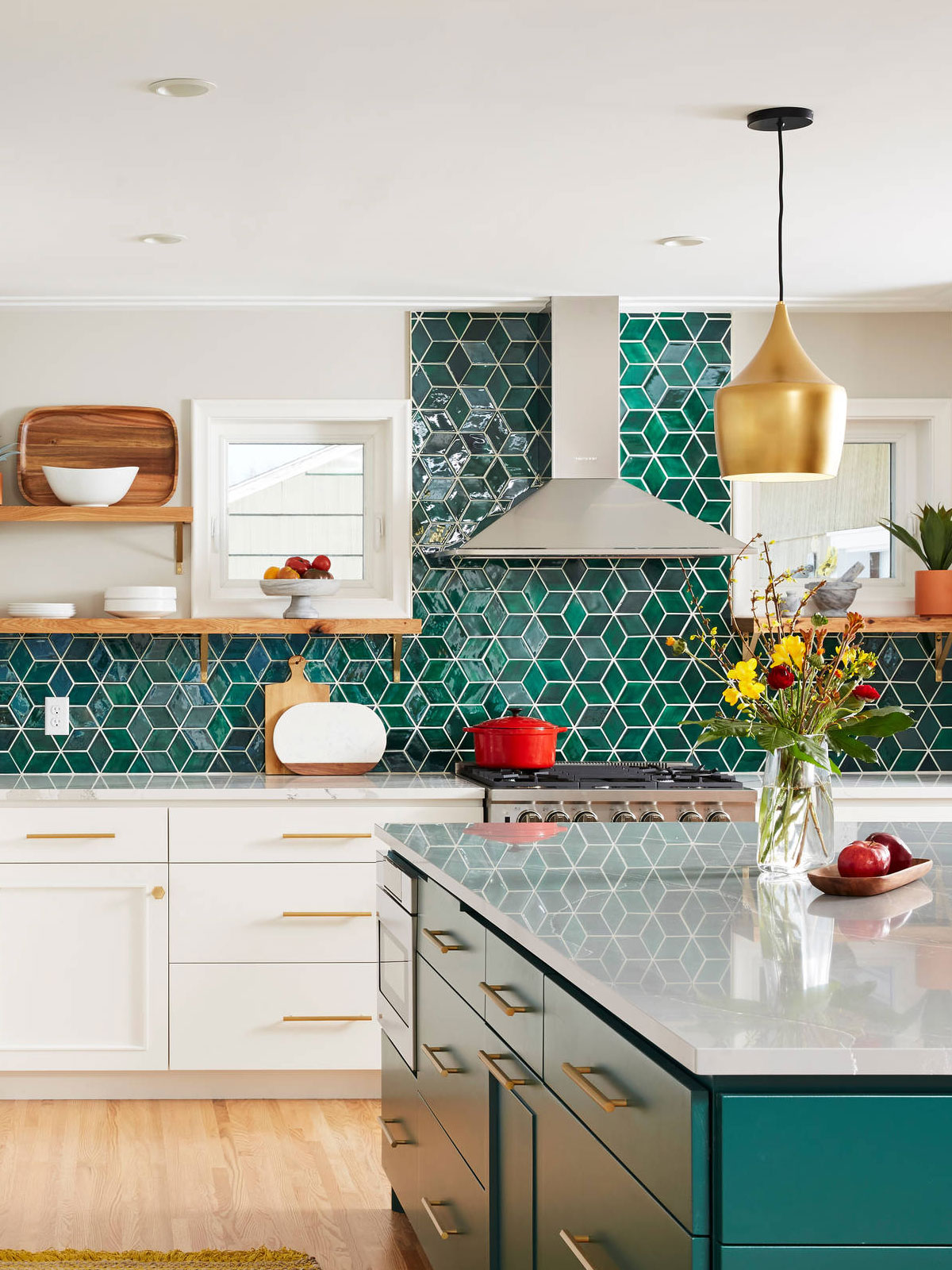 - 77+ Green Backsplash Ideas - ( Inspired By Nature ) Green Design!