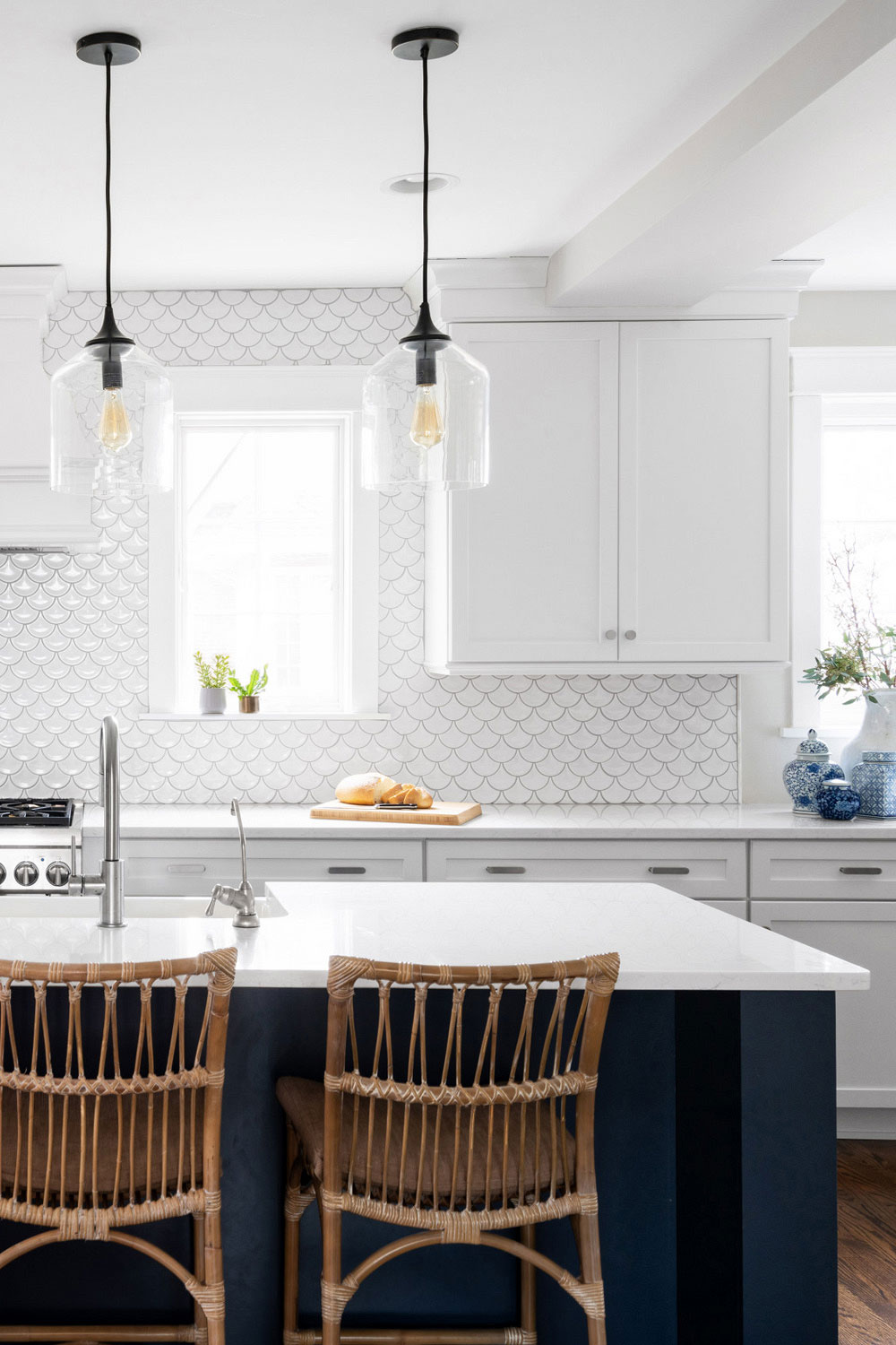 70+ White Cabinets with WHITE COUNTERTOP - ( Going out of ...