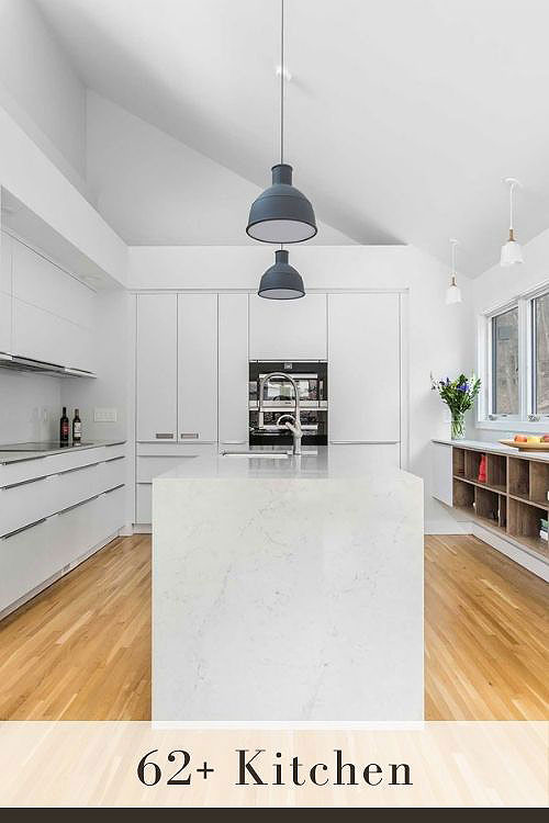 modern white kitchen cabinets timeless classic fresh appearance