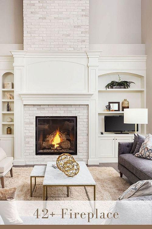 painted brick fireplace colorful traditional and decorative bricks