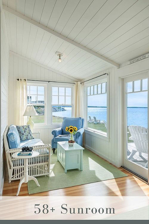 porch sunroom ideas spacious modern simple and natural sunrooms
