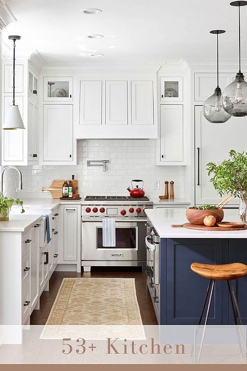 two tone kitchen cabinets 2