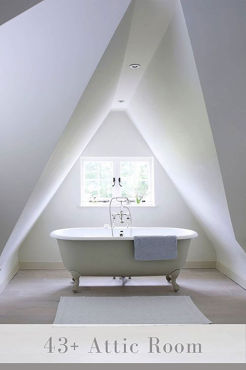 Attic Room Ideas Clever